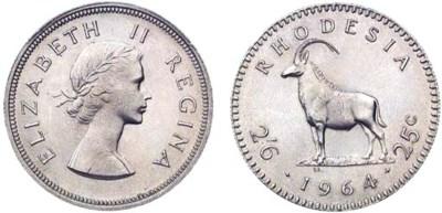 Rhodesia, Elizabeth II, Patter