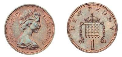 Elizabeth II, decimal Pattern