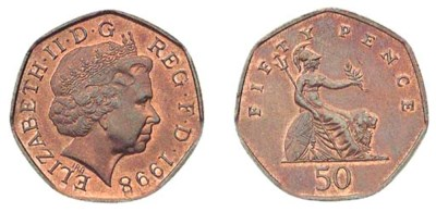 Elizabeth II, Royal Mint Trial