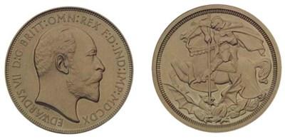 Edward VII (1902-10), unoffici