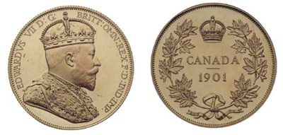 Canada, Edward VII, unofficial