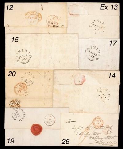 cover 1838 (25? Nov.) entire l
