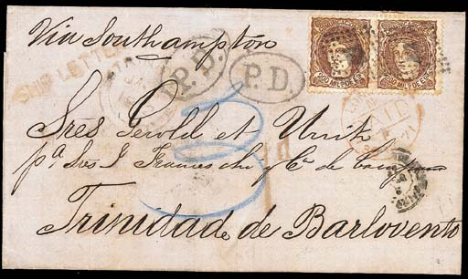 cover 1871 (26 Oct.) entire le