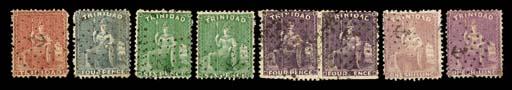 used  1863-76 CC perf. 12½ (1d