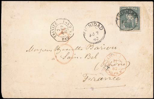 cover 1882 (7 Aug.) envelope t