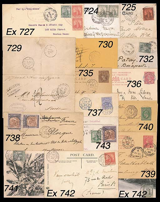 cover 1908 (1 Feb.) and (29 No