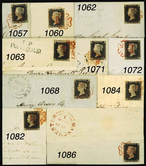 cover KC, showing definite sig