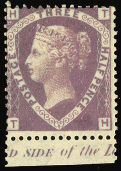 Proof  TH, the unissued rosy m