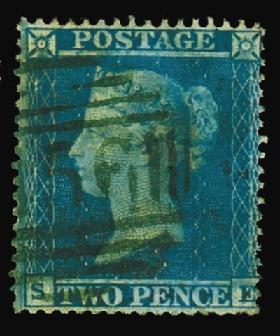 used  -- 1855 (18 Aug.) SC 16