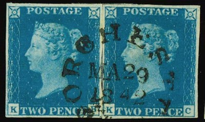 used  DORCHESTER: 1840 2d. pla