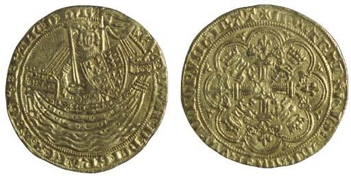 Edward III, fourth coinage, Pr