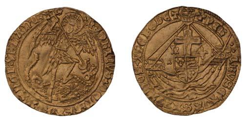 Henry VI, restored, (1470-1),