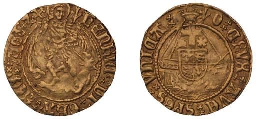Henry VII (1485-1509), Half-an