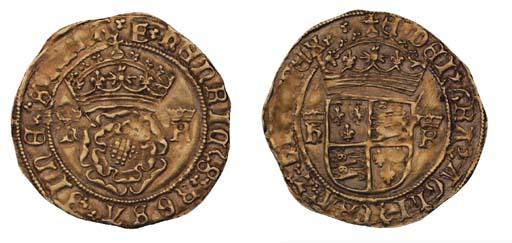 Henry VIII (1509-47), third pe