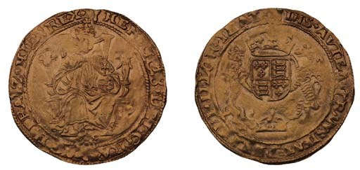 Henry VIII, posthumous coinage