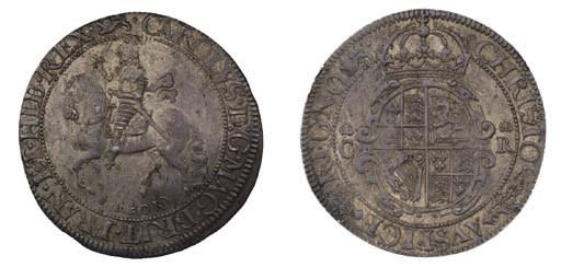 Charles I (1625-49), Halfcrown