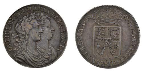 William and Mary (1689-94), Ha