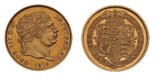 George III, pattern Shilling,