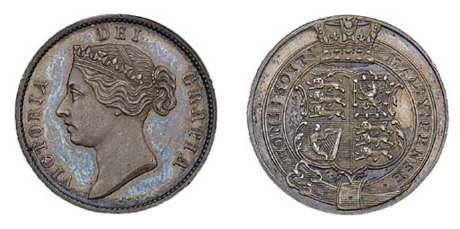 Victoria, pattern Shilling, by