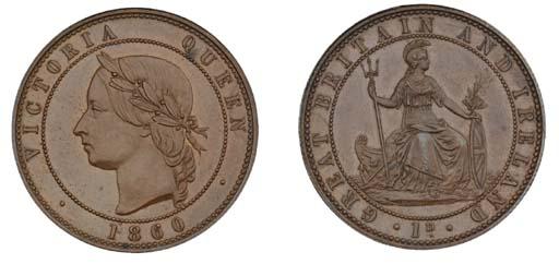 Victoria (1837-1901), bronzed