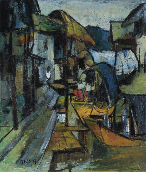 HO KHAY BENG (Malaysia 1934-19