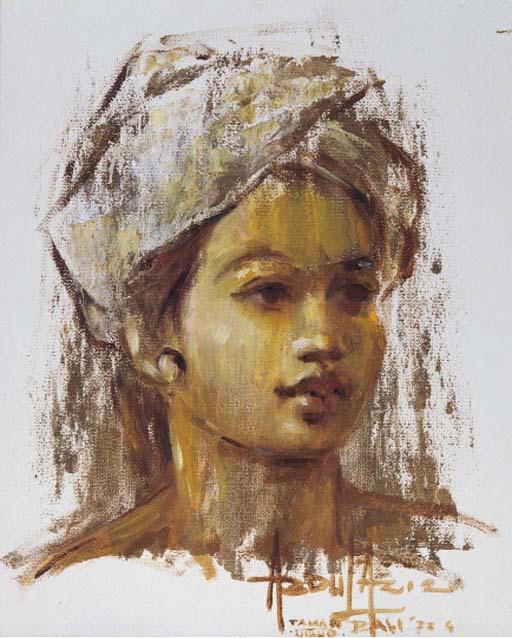 ABDUL AZIZ (b. Indonesia 1928)