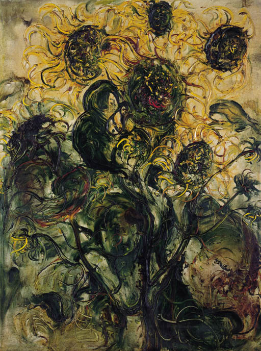 AFFANDI (Indonesia 1907-1990)