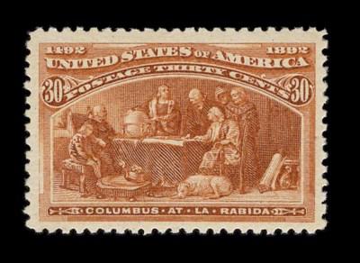 30c Columbian (239), mint