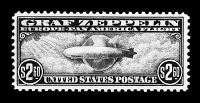 65c-$2.60 Graf Zeppelins (C13-