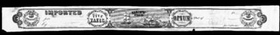 Opium, 5 Taels 1890 Imported (