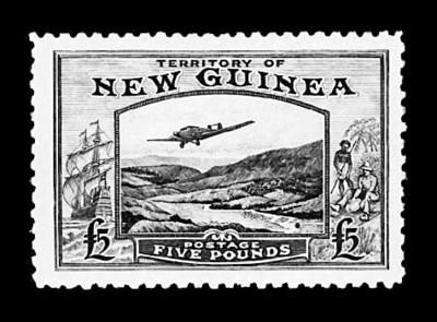1935-39, ½p-£5 Planes (C44-C59