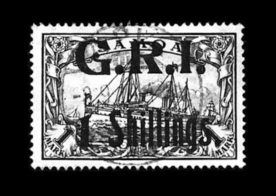 British Dominion, 1914, 1sh on