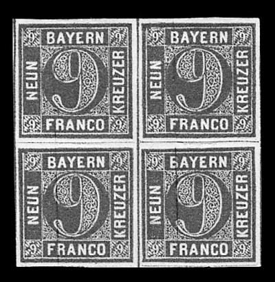 1862, 9kr Bistre (12, Michel 1