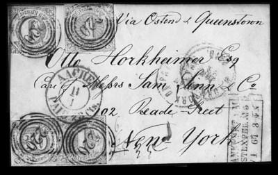 1859, 30kr Orange (52, Michel