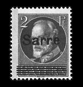 1920, 2pf Gray (19, Michel A31