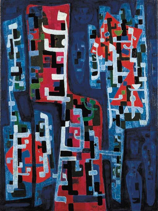 Moshe Castel (1909-1991)