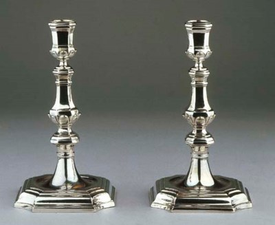A pair of early and rare Dutch