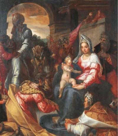 Pieter Fransz. Isaacsz (1569-1