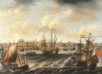 Attributed to Peeter van der V