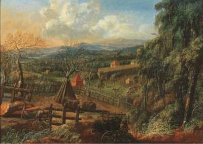 Follower of Johann Christian V