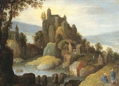 Tobias Verhaecht (1561-1630)