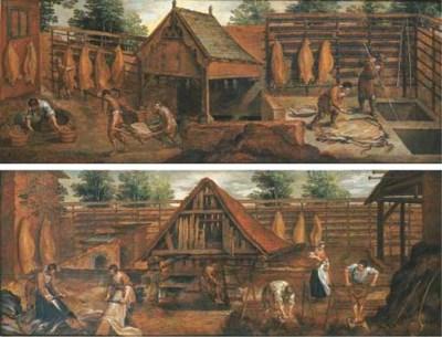 Gillis Mostaert I (1534-1598)