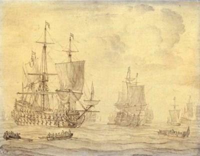 Willem van de Velde I (1611-16