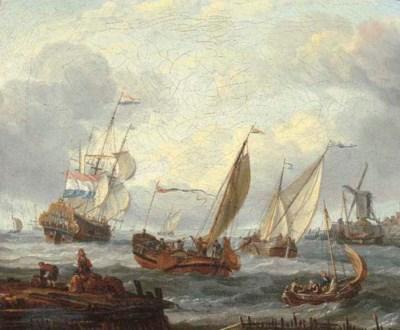 Abraham Jansz. Storck (1644-17