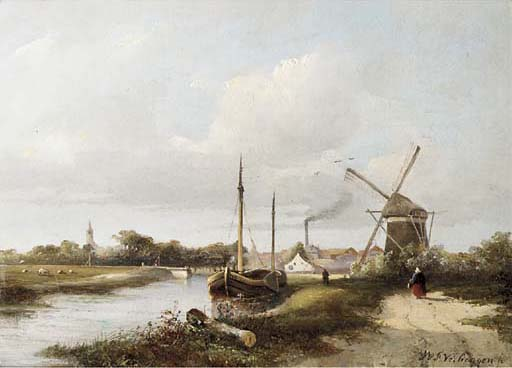 Hendrik Frederik Verheggen (Du