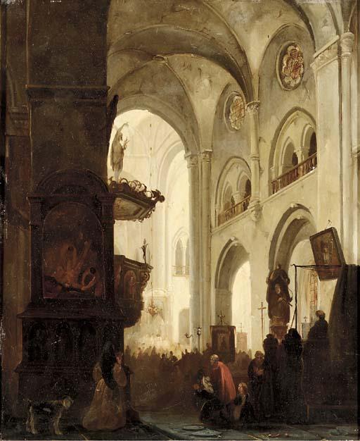 Jacobus Pelgrom (Dutch, 1811-1