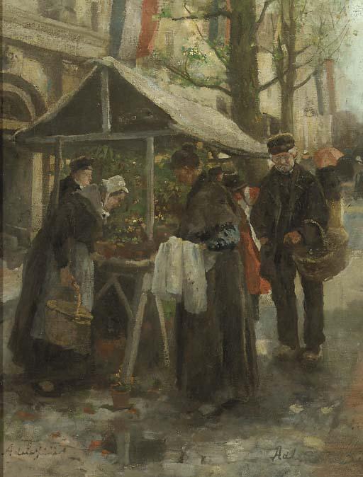 Adriaan de la Rivière (Dutch,