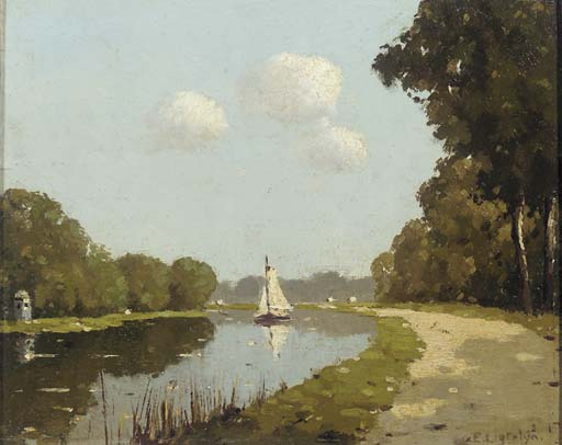 Evert Jan Ligtelijn (Dutch, 18