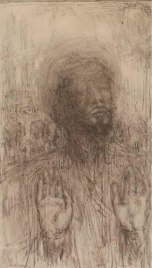 Marius Bauer (Dutch, 1867-1932