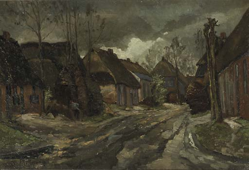 Jan Kruysen (Dutch, 1874-1938)